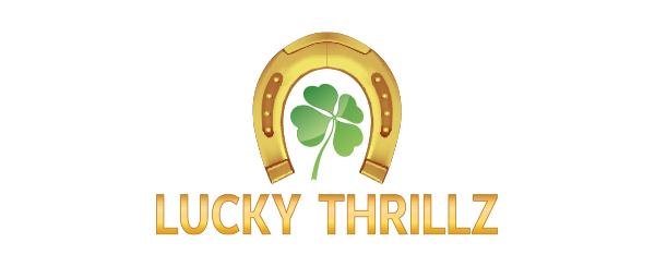 Small size lucky thrillz logo