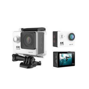 "Action Camera Ultra HD 4K 30fps WiFi 2.0"" Underwater Cameras Waterproof Helmet Bicycle Video Recording Cameras Outdoor Sport Cam"