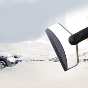 Car Stainless Snow Shovel Car Ice Remove Tool Winter Scraping Automotive Winter Tools Ice Scraper Car Styling Car Accessories